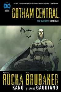 Gotham Central Corrigan